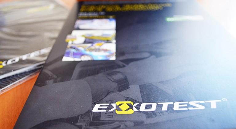 exxotest rebranding