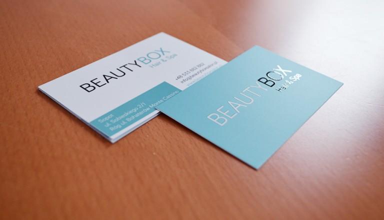 beauty box identyfikacja