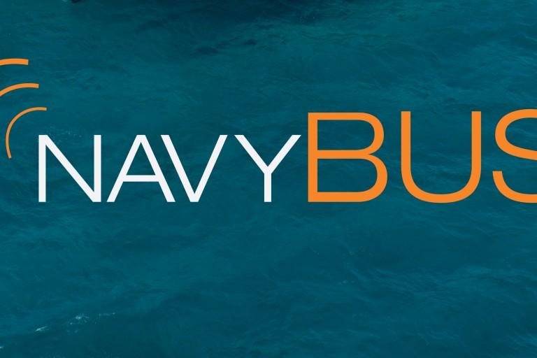 Navy bus